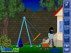 jeu Clumsy Robber