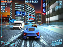 Turbo Racing 3 Shanghai
