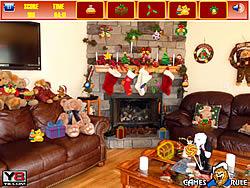เล่นเกมฟรี Hidden Objects-Christmas Eve