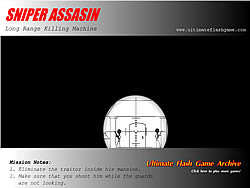 Sniper Assassin game