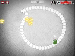 無料ゲームのChristmas Snakeをプレイ
