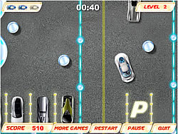 Neon Driver game
