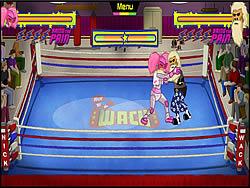 Wack Wrestling Challenge لعبة