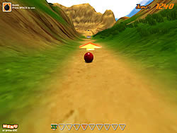 Game Downhill Bowling