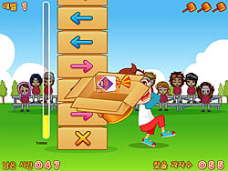Gioca gratuitamente a Smash the Blocks