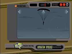 Gioca gratuitamente a Operation Skyburst Paratrooping