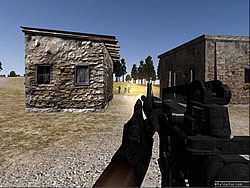 Juego War Game First Person Shooter