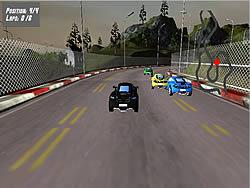 Smooth Racing game