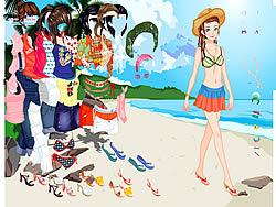 Gioca gratuitamente a Thailand Beach Dress up
