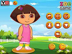 無料ゲームのZoe with dora dressupをプレイ