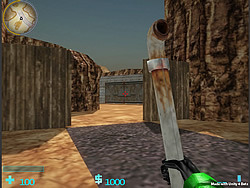 玩免费游戏 HalfLife-V