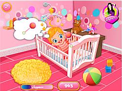 Baby Lizzie Caring  joc