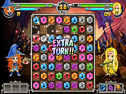 Jewels Hero เกม