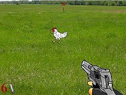 Cock Shooter jeu