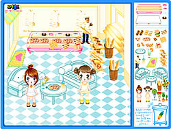 Pastry Shop