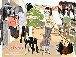 Cafe Dressup 2 game