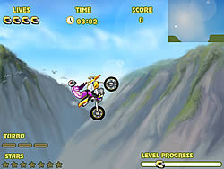 Uphill Rush game