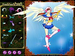 玩免费游戏 Fairy 28