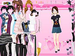 Gioca gratuitamente a Summer Fashion Dressup