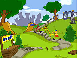 Nesquik Quest game