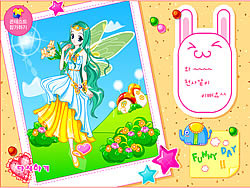 Fairy Dressup 3 game