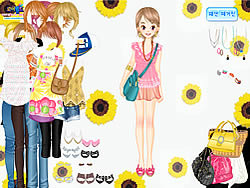 Gioca gratuitamente a Teen Spring Fashion