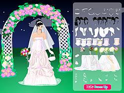 Gioca gratuitamente a Night Bride Dressup