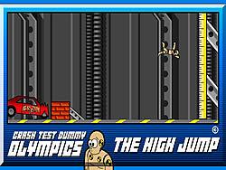 Crash Test Dummy Olympics game