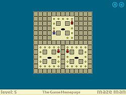 Gioca gratuitamente a Maze Man