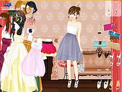 Gioca gratuitamente a Elegant Fashion Dress Up