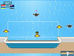 Water Polo spel