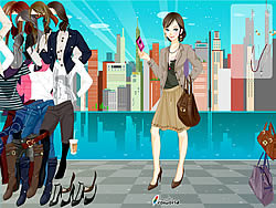 City Girl 2 game
