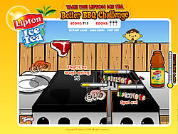 Better BBQ Challenge game