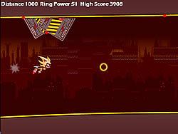 Super Sonic Click game