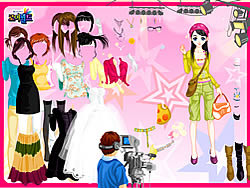 Game In Fashion Magazine World Dress Up