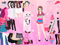 Sweet Adorable Dressup