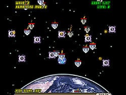 Massive Space Tower Defense jeu