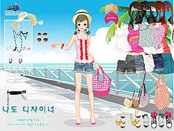 Gioca gratuitamente a Hawaiian Beach Girl