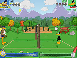Tricky Duck Volleyball لعبة