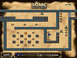 Game Sonic Maze Craze