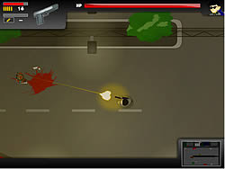 Gioca gratuitamente a Zombie Hole