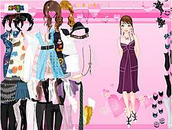 Award Dress Up game