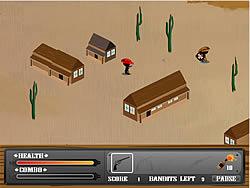 Gioca gratuitamente a Gringo Bandido
