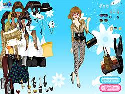 Leopard Print Fashion game