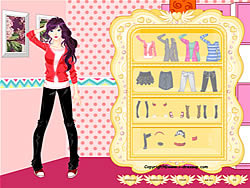 Girl Dressup Makeover 4