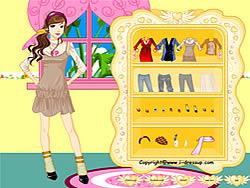 Gioca gratuitamente a Girl Dressup Makeover 5