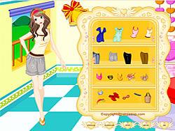 Gioca gratuitamente a Girl Dressup Makeover 9
