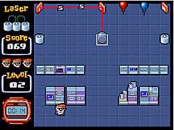 Dexter's Laser Lab
