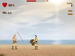 Trojan Hero oyunu