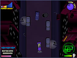 Batman - The Chase game